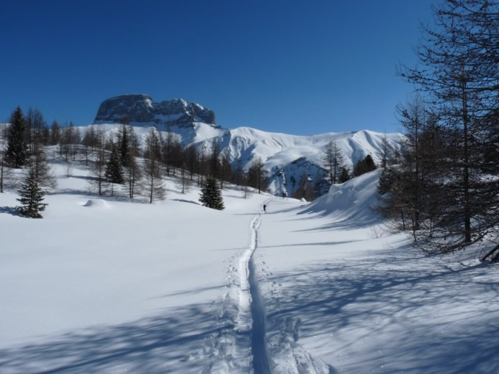 ski de randonnée-laverq-ubaye