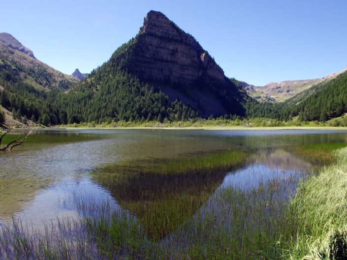 lac des sagnes varcelonnette