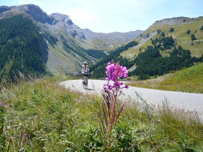 cyclotourisme dans la vallée de l ubaye