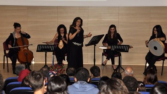 Türk Müziği Dinletisi (Video)