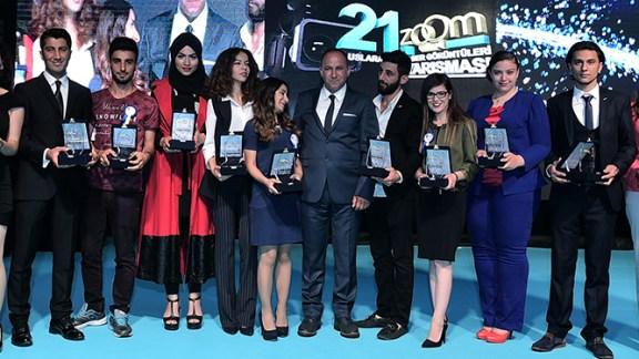 'ZOOM' Ödülleri Sahiplerini Buldu