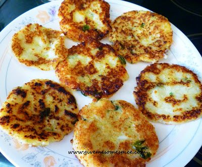 Farari Potato and Tapioca Patties