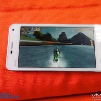 leaked photos world's thinnest phone vivo x1