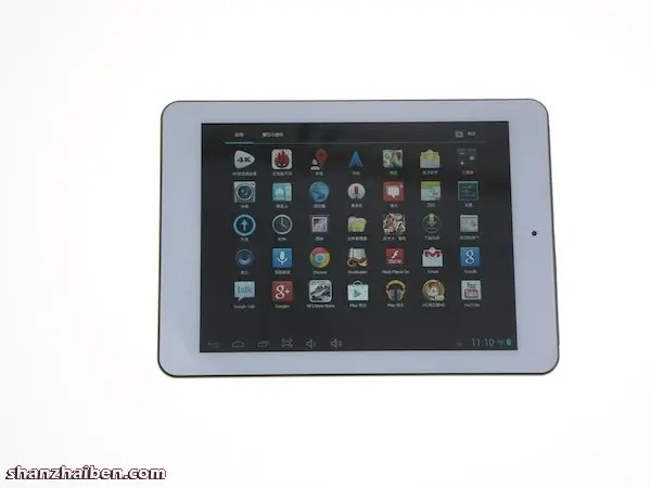 103 WoPad unveils quad core iPad Mini clone