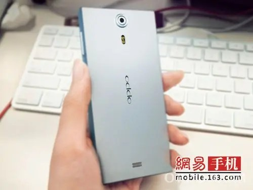 leaked photos show white oppo find 5