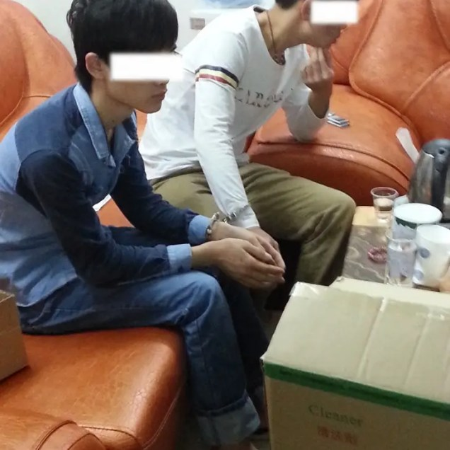 police arrest xiaomi counterfeiters