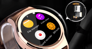 no1 s3 smartwatch