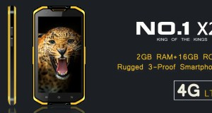 number 1 x2 i rugged smartphone