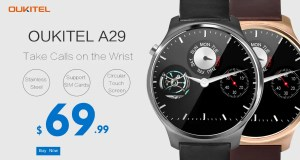 oukitel a29 wearable