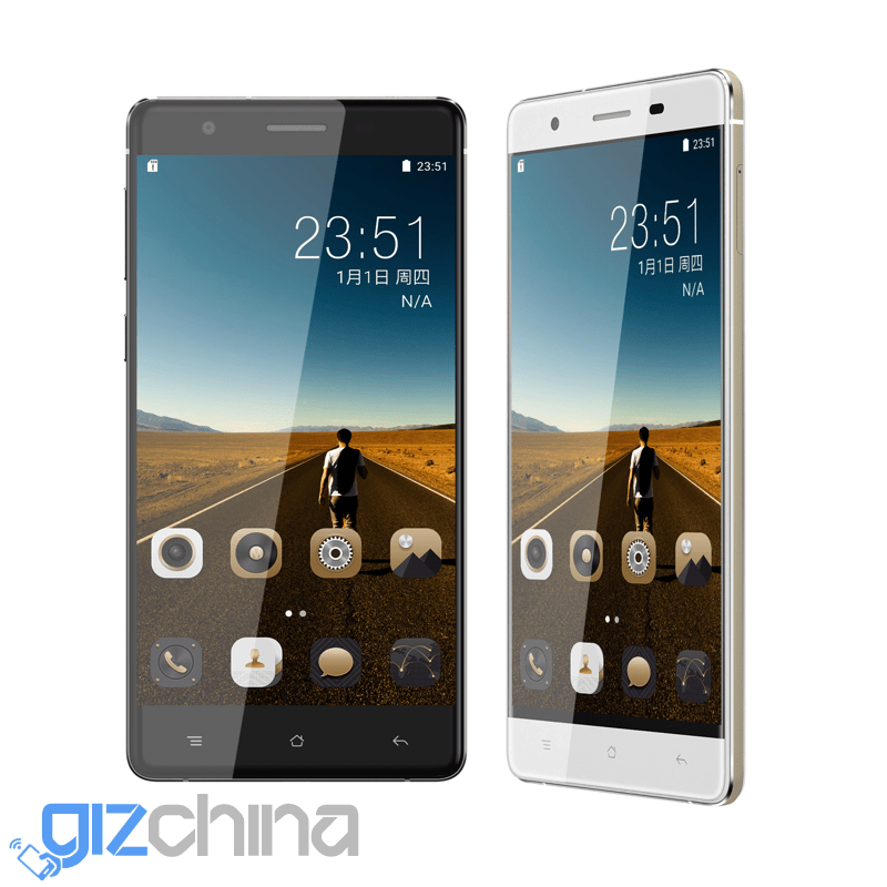 trio of phones announced, Cubot Z100, S500 and S550 - Gizchina.com