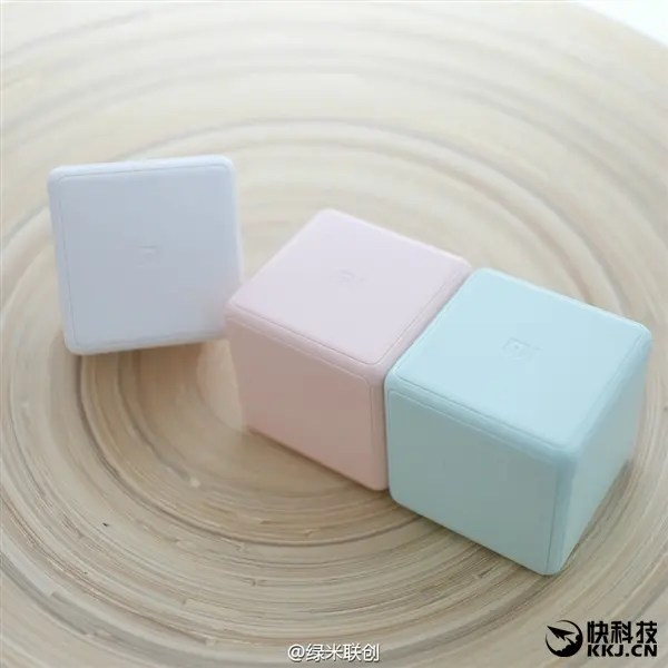 Xiaomi's 69 Yuan cube can control your home