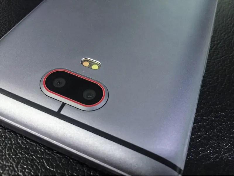 Elephone P9000 Edge kamera