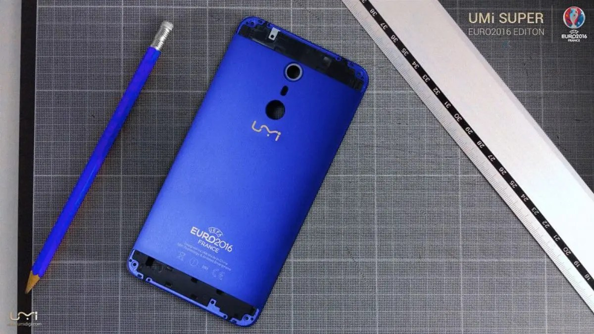 'Euro Edition' of the UMi Super will support US & Canadian LTE bands