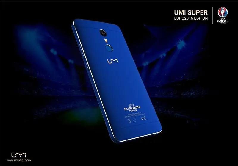 UMI Super Champion Edition goes the crowdfunding way