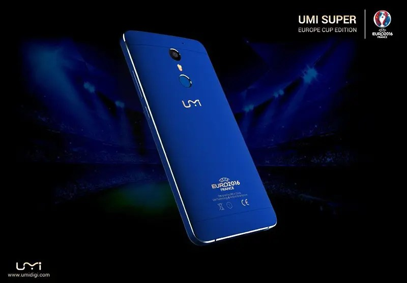 "UMI Super comes with special limited ""Europe Cup"" edition"