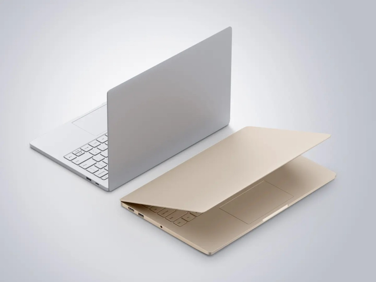 Launched: Meet Xiaomi's MacBook Air alternative, the Mi Notebook Air