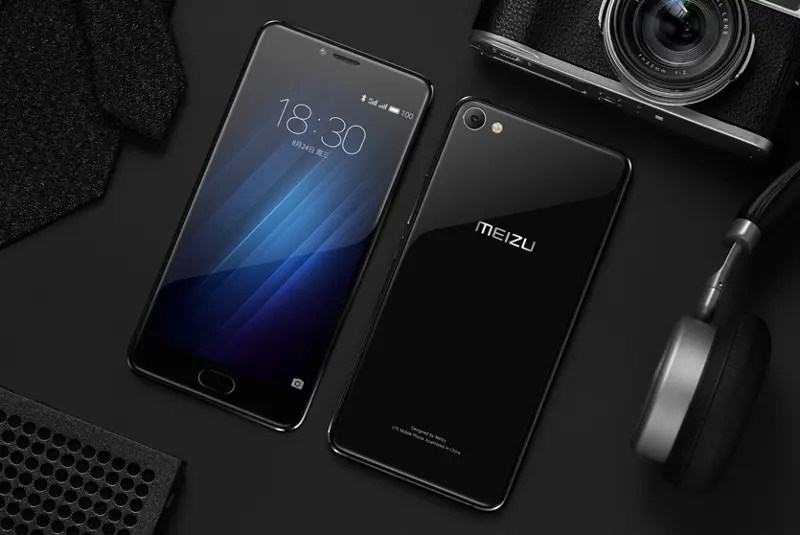 Meizu's newest phones are the U10 and the U20