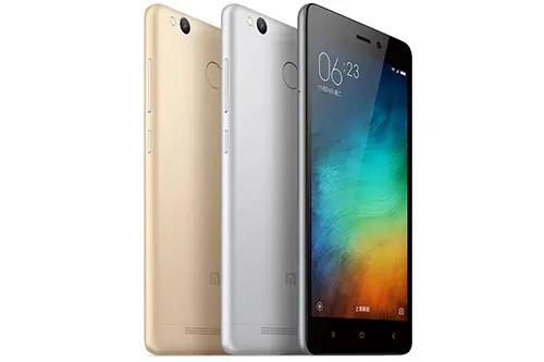 Deal: Xiaomi Redmi 3S 32GB at $139!