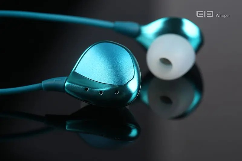 ELE Whisper combines noise cancellation with HiFi