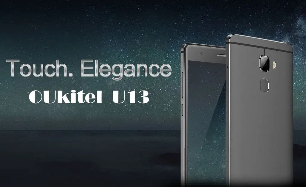Oukitel U13 is a capable remote controller too