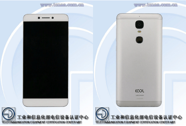TENAA reveals new LeEco/Coolpad phone