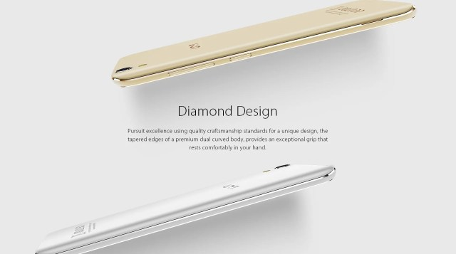 UMi Diamond specifications