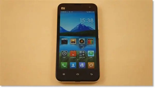 xiaomi m2 hands on photos and specifications