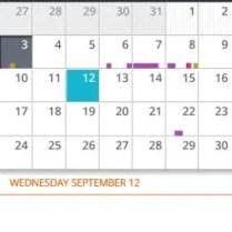 Firefox OS Calendar App