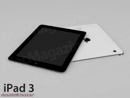 Apple Launching 3 iPads in January!