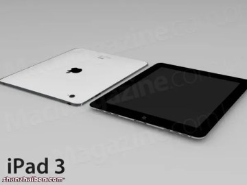 next generation ipad, ipad 3 leaked image