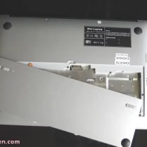 macbook air with replacable battery