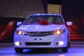 byd 6b robot car launched in China