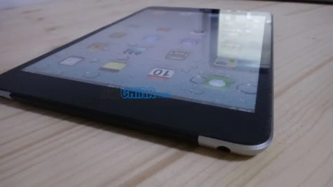 exclusive hands on video with ipad mini