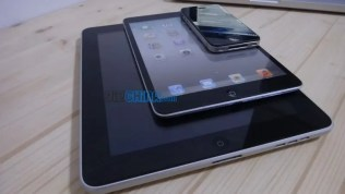 Exclusive: iPad Mini hands on video and photos!