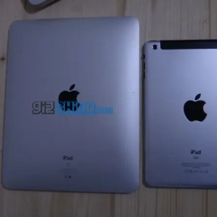 ipad mini compared to ipad hands on video
