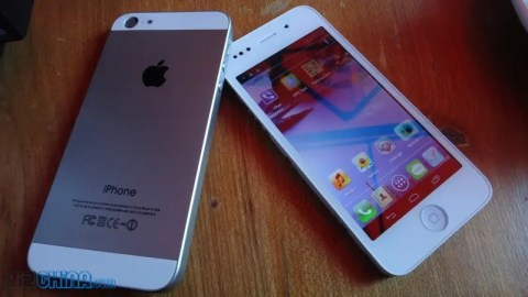 hero h2000+ iPhone 5 clone specification and review