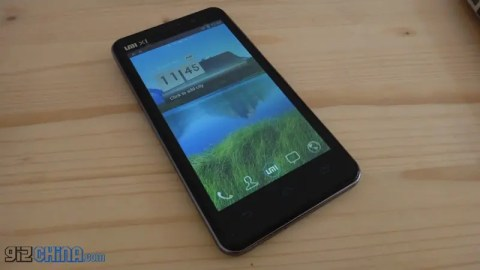 gizchina umi x1 hands on video review