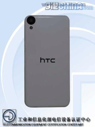 HTC Desire D820us with 64bit octacore Mediatek MT6752 and front speakers visits TENAA