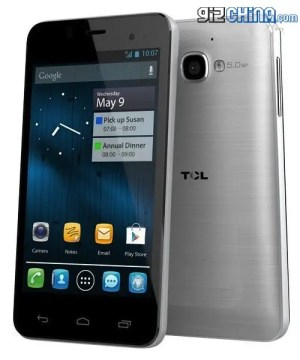 TCL S520 Android phone china