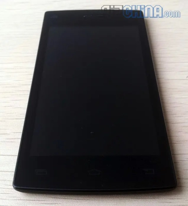 umeox X5 worlds thinnest android phone 5.6mm