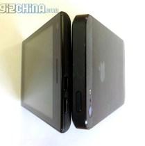 Umeox X5 Vs iPhone5 (3)