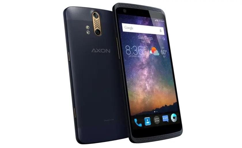 recommend zte axon fingerprint 950XL