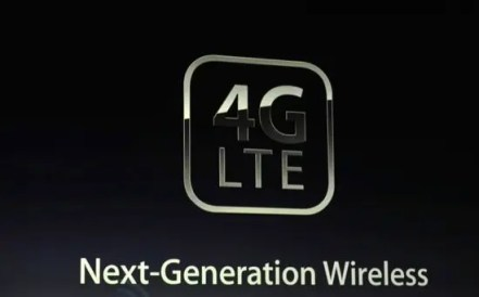 new iphone to get 4g lte