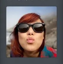 Firefox OS Kissing App (haha. really incoming call)