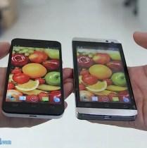 JiaYu G4 and G3 display