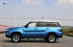 gonow gx6 range rover clone side