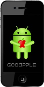 gooapple shanzhai android iphone 4 preorder