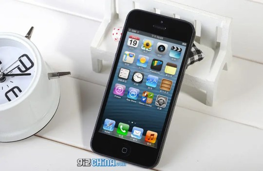 goophone i5 iphone 5 clone launch date specification GooPhone i5 iPhone 5 clone specifications, photos and release date!