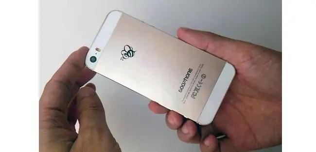 goophone i5s iphone 5s clone hero