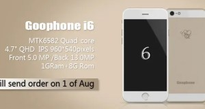 goophone i6 iphone 6 clone